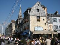 france, Honfleur, Normandie,  la ville médiévale, http://voyages-inattendus.wifeo.com