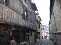 france, Honfleur, Normandie,  mystérieuse ruelle, http://voyages-inattendus.wifeo.com
