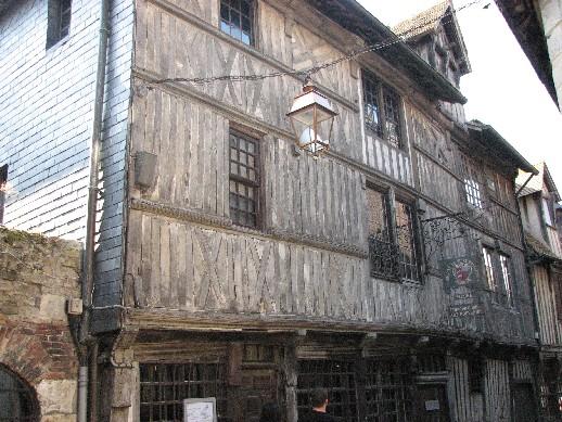france, Honfleur, Normandie, le musée , http://voyages-inattendus.wifeo.com