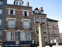 france, Honfleur, Normandie, architecture normande , http://voyages-inattendus.wifeo.com