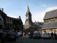 france, Honfleur, Normandie, l`église , http://voyages-inattendus.wifeo.com