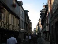 france, Honfleur, Normandie, ruelle médiévale, http://voyages-inattendus.wifeo.com