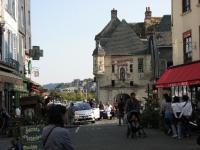 france, Honfleur, Normandie,  maison à tourelle, http://voyages-inattendus.wifeo.com