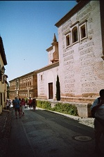voyages-inattendus,  espagne andalousie grenade alhambra palais