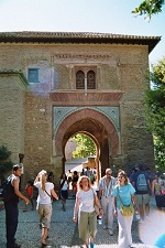 voyages-inattendus,  espagne andalousie grenade alhambra palais 2