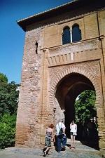 voyages-inattendus,  espagne andalousie grenade alhambra palais 3