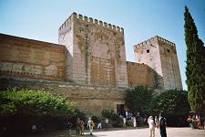 voyages-inattendus,  espagne andalousie grenade alhambra palais 4