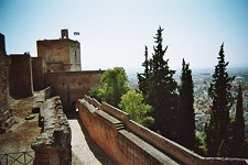 voyages-inattendus,  espagne andalousie grenade alhambra palais 6