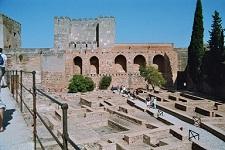 voyages-inattendus,  espagne andalousie grenade alhambra palais 7