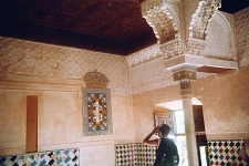 voyages-inattendus,  espagne andalousie grenade alhambra palais 9