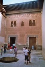 voyages-inattendus,  espagne andalousie grenade alhambra palais 11