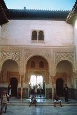 voyages-inattendus,  espagne andalousie grenade alhambra palais 12