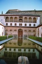 voyages-inattendus,  espagne andalousie grenade alhambra palais 13