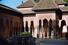 voyages-inattendus,  espagne andalousie grenade alhambra palais 15