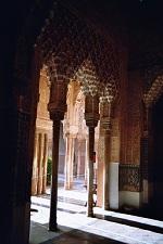 voyages-inattendus,  espagne andalousie grenade alhambra palais 16