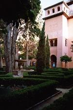 voyages-inattendus,  espagne andalousie grenade alhambra palais 18