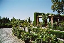 voyages-inattendus,  espagne andalousie grenade alhambra jardins 2