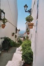 voyages-inattendus,  espagne andalousie villages blancs