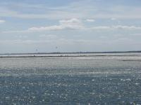 étang de Thau vu de Sète - ile de Thau