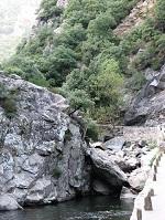 voyages-inattendus,  gorges d`heric, piscine naturelle