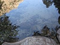 voyages-inattendus,  gorges d`heric, reflets 2