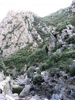 voyages-inattendus,  gorges d`heric, univers de pierre