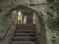 voyages-inattendus,  la roche guyon, normandie, retour des casemates nazies