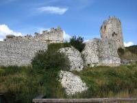 voyages-inattendus,  chateau gaillard, normandie