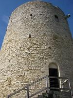 voyages-inattendus,  la roche guyon, normandie, le donjon médiéval