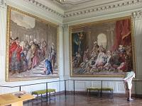voyages-inattendus,  la roche guyon, normandie, tapisseries du chateau classique