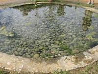 voyages-inattendus,  la roche guyon, normandie, le jardin, bassins