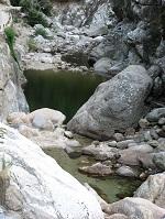 voyages-inattendus,  gorges d`heric, piscine naturelle 2