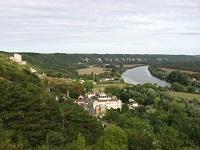 voyages-inattendus,  la roche guyon, normandie, la seine et le chateau