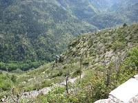 voyages-inattendus,  gorges du tarn, collines ensoleillées