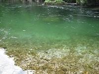 voyages-inattendus,  gorges du tarn, eaux vives turquoises 2