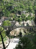 voyages-inattendus,  gorges du tarn, pont et village de pierre