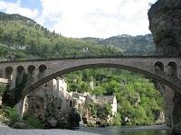 voyages-inattendus,  gorges du tarn, pont et village de pierre 3