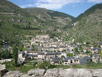voyages-inattendus,  gorges du tarn, village